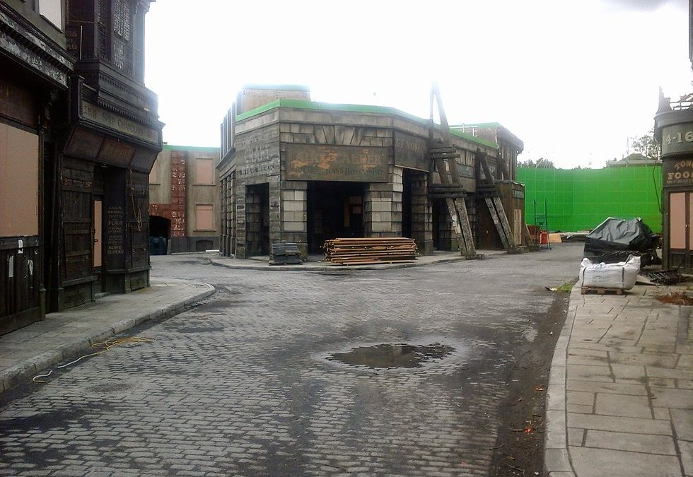 Ardmore Studios – Backlot Filming Granted Permission to Continue