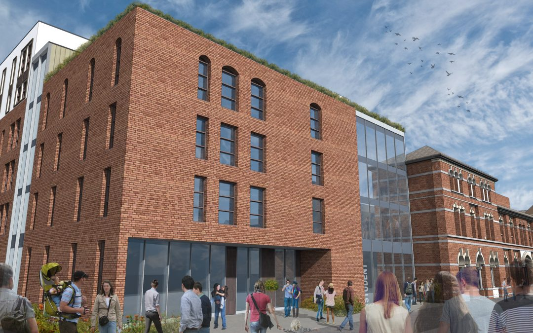 Evening Echo Article Relating to Student Accommodation Development at Washington Street, Cork