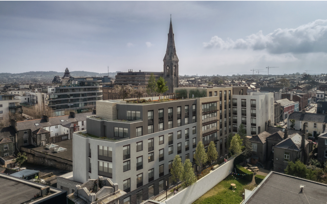 Bartra Granted First Purpose Built Co-Living Scheme in Dun Laoghaire
